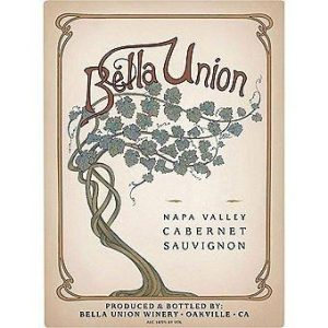 Bella Union 2017 Cabernet Sauvignon, Napa Valley