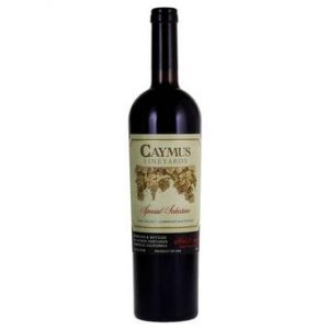 Caymus Special Selection 2016 Cabernet Sauvignon, Napa Valley
