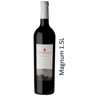 Chappellet 2017 Mountain Cuvee Red, Napa-Sonoma, Magnum 1.5L