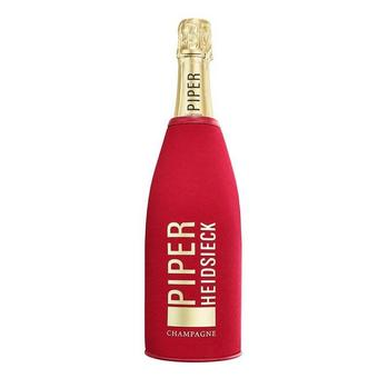Piper Heidsieck Brut NV Champagne with Gift Ice Jacket