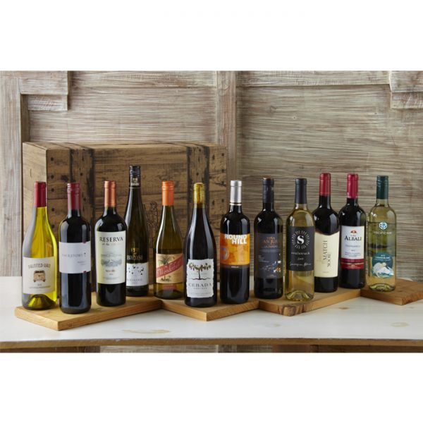12 Bottle Wine Gift