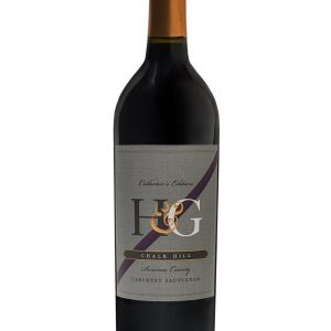 2013 H&G Collector's Edition Cabernet Sauvignon