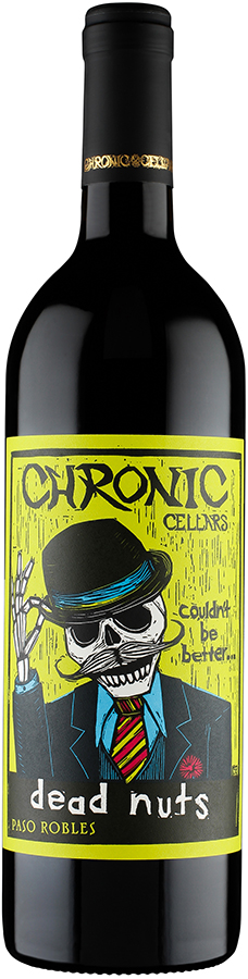 2015 Chronic Dead Nuts Red Blend