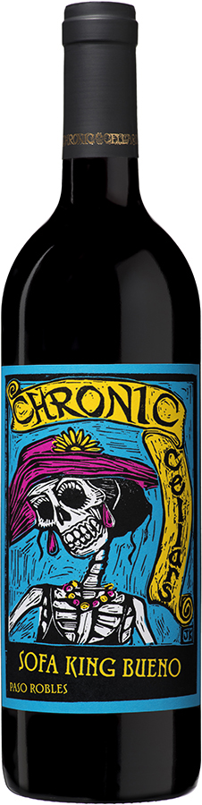 2016 Chronic Sofa King Bueno Red Blend