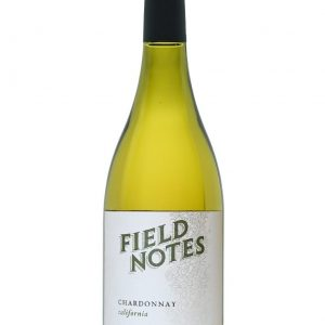 2018 Field Notes Organic Chardonnay