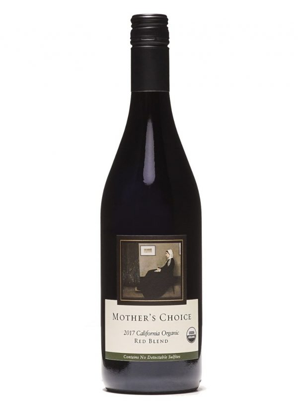 2018 Mother's Choice Organic Red Blend