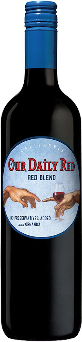 2019 Our Daily Organic Red Blend