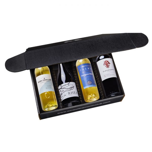 4 Btl Bordeaux Gift Box
