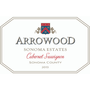 Arrowood Vineyards & Winery 2013 Réserve Spéciale Sonoma County Cabernet Sauvignon