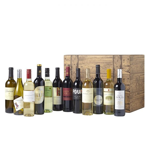 Case Club Membership - Classic And Vintners Wines Series Ships Quarterly