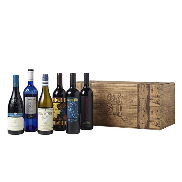 Cellar Series Membership - 6 Btl - 4 Red And 2 White Wines - Classic/Vintner/Limited Wines Monthly