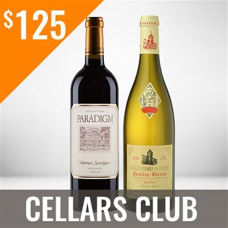 Cellars Club Four Shipment Membership