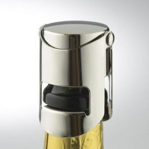 Champagne Preservation Recorker (Chrome)