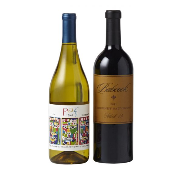 Classic Series Membership - 2 Btls Monthly White Only