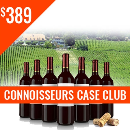 Connoisseur Case Club Three Shipment Membership