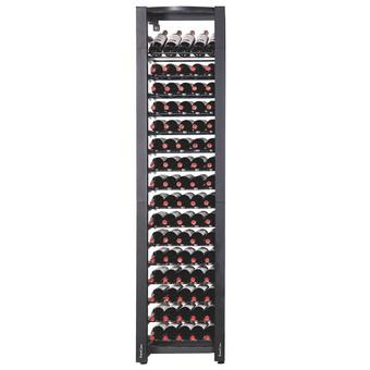 EuroCave Modulosteel 1 Column 85 Bottle Wine Rack