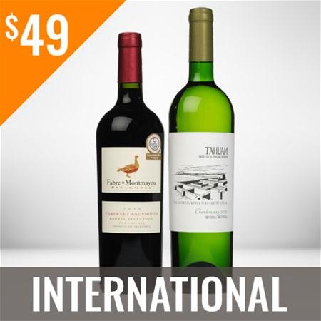 International Wine Club Monthly Membership