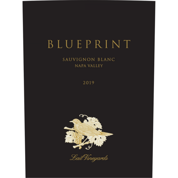 Lail Vineyards 2019 Blueprint Napa Valley Sauvignon Blanc