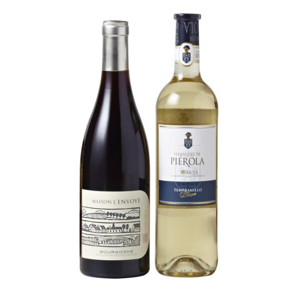 Limited Series Membership - 2 Btls Monthly White Only