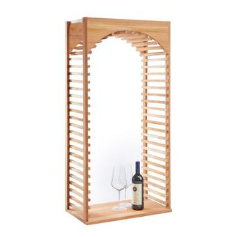 N'FINITY Stackable 4 Foot Wine Rack - Archway and Tabletop