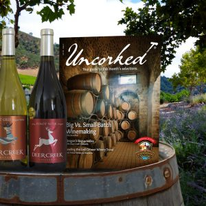 Pacific Northwest Series - 4 Month Gift, 1 Red & 1 White - Delivered Every Other Month