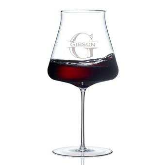 Personalized ZENOLOGY SOMM Pinot Noir Wine Glass (Set of 2)