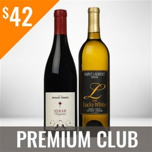 Premium Wine Club Monthly Membership