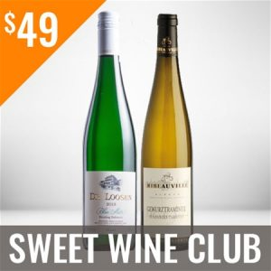 Sweet Wine Club Three Shipment Membership