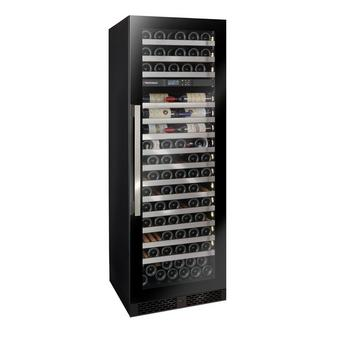"""Vinotheque Caf Dual Zone MAX Wine Cellar with Steady-Temp"""" Cooling (Edge-To-Edge Glass Door)"""