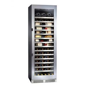 "Vinotheque Caf Single Zone 22.5 Counter-Depth Wine Cellar with Steady-Temp"" Cooling (Stainless Steel Door)"