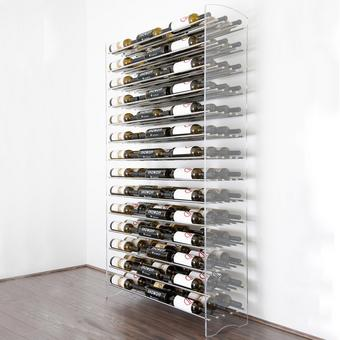 VintageView Evolution Series 6 Foot Wine Rack (126 Bottle)