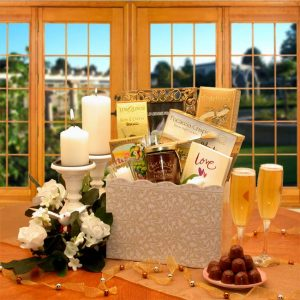 Wedding Bliss Gift Basket