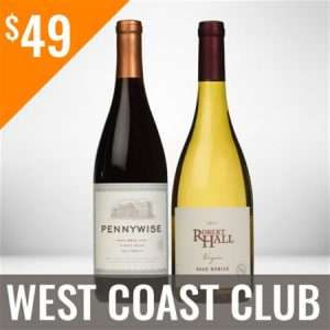 West Coast Wine Club Monthly Membership