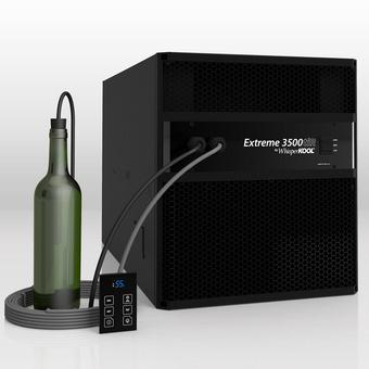 WhisperKOOL Self-Contained Extreme with Remote 3500tiR Cooling System