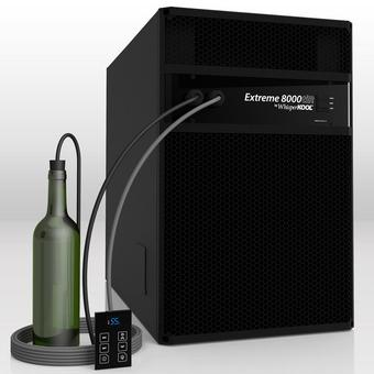 WhisperKOOL Self-Contained Extreme with Remote 8000tiR Cooling System