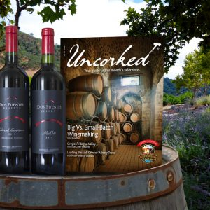 Wine Club Gift - International Series - 2 Month Gift, 1 Red & 1 White - Delivered Every Other Month