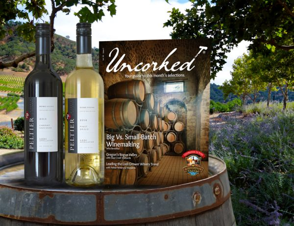 Wine Club Of The Month Premier Series - 4 Bottles, 2 each of 2 Diff. Whites - Delivered Quarterly