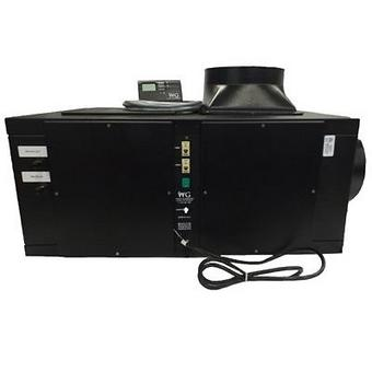 Wine Guardian Water Cooled Ducted System - Horizontal D025 (1/4 Ton)