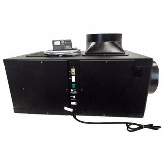 Wine Guardian Water Cooled Ducted System - Horizontal D050 (1/2 Ton)