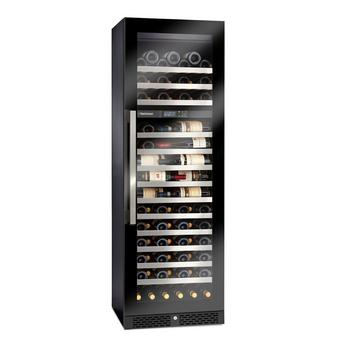 Vinothque Caf Dual Zone 22.5 Counter-Depth Wine Cellar with Steady-Temp™ Cooling (Edge-To-Edge Glass Door)