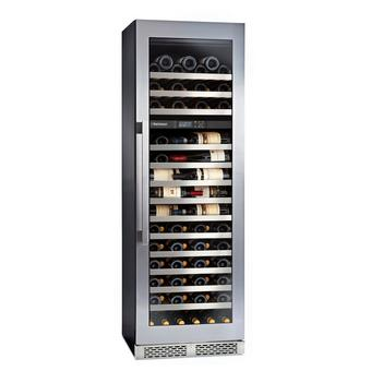 Vinothque Caf Dual Zone 22.5 Counter-Depth Wine Cellar with Steady-Temp™ Cooling (Stainless Steel Door)