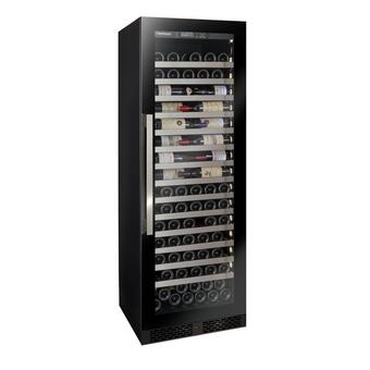 Vinothque Caf Single Zone Wine Cellar with Steady-Temp™ Cooling (Edge-To-Edge Glass Door)