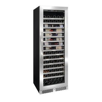 Vinothque Caf Single Zone Wine Cellar with Steady-Temp™ Cooling (Stainless Steel Door)