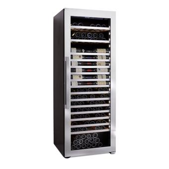 Vinothque XL Single Zone Wine Cellar with Steady-Temp™ Cooling (Stainless Steel Door)