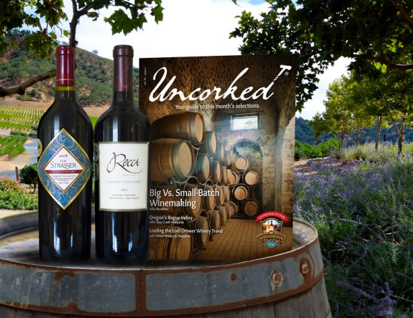 Wine Club Aged Cabernet Series - 1 Month Gift