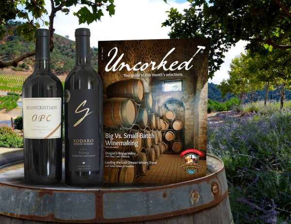 Wine Club Gift Signature Series - 1 Month Gift